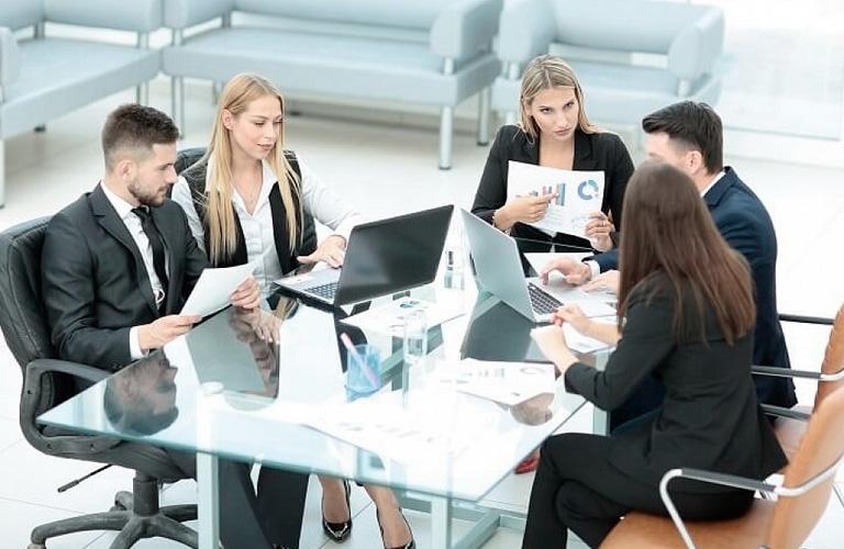 Control interno de empresas